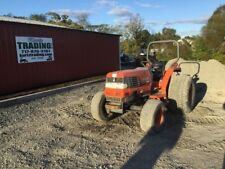 2001 Kubota L3600 4x4 Diesel Compact Tractor NO RESERVE!!