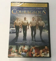 Courageous Honor Begins At Home Exclusive Collector's Edition DVD New