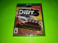 Dirt 5 Xbox One/Xbox Series X BRAND NEW FACTORY SEALED Racing Sports 1 XB1