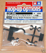 Tamiya 53890 Swing Shaft Protector (4 Pcs.) (TRF415/TRF416/TRF417/DF03MS) NIP