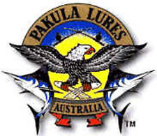 "13"" Pakula Sprocket Jet- Paua. LUMO. #1 Blue Marlin Trolling Lure. NEW"