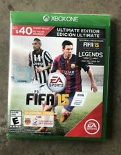 FIFA 15 Ultimate Team Edition Xbox One Brand New Sealed In Box ULTIMATE EDITION