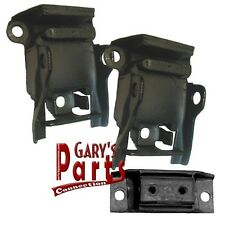 Engine/Motor/Trans Mounts  Chevy  BEL AIR  (1957-58-59-60-61-62-63-64)  w/283 ci
