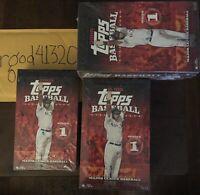 2008 Topps Series 1 Baseball Hobby Box FACTORY SEALED Obama Campaign Card?