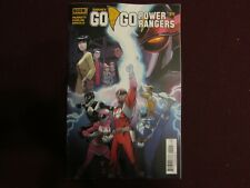 Go Go Power Rangers #20 NM 1st Print!!!! NM+ 9.6