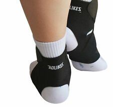 Sport Ankle Protection Breathable Elastic Half Foot Socks Padded Ankle Support