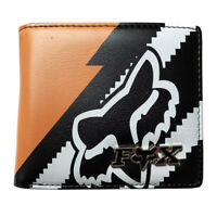 0d72bb86f New with Box FOX Men's Surf Faux Leather Wallet Black Great Xmas Gift #14