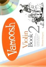 VAMOOSH VIOLIN Book 2 Gregory + CD