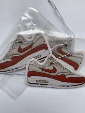 Nike Airmax 1 Red car air fresheners, Sneakers, TRIPLE PACK -