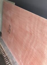 Armortex 200/600 3P25 Bullet Resistant Board 4' X 8' Sheet. Level 2 & 6 Security