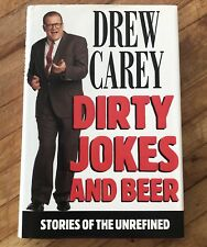 Dirty Jokes and Beer Stories of the Unrefined  Drew Carey 1997 Hardcover