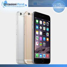 APPLE IPHONE 6 PLUS 64GB - TUTTI I COLORI - NUOVO GRADO A+ °°SIGILLATO°° ITALIA