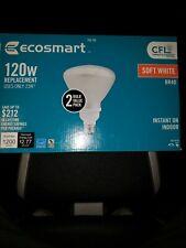 Ecosmart 120w Replacement Indoor Bulb Box of 2