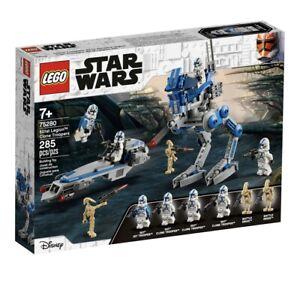 LEGO Star Wars Clone Troopers der 501. Legion - 75280 - NEU - Ohne Figuren