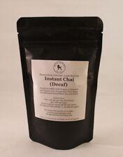 Instant Chai (Decaf) - Handcrafted Gourmet Loose-leaf Tea - Black Poodle Tea Co.