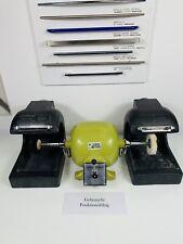 Wassermann W 52 S Poliermotor für Labor Dental Zahntechnik gebraucht Mwi001245