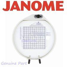 Janome véritable rond broderie hoop f printemps-MC10000 10001 9700 350E 300E etc