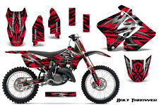 SUZUKI RM 125 250 Graphics Kit 2001-2009 CREATORX DECALS BTRBNP