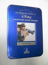 Disney The Boatniks Boatnicks DVD Collector's Tin Robert Morse Stefanie Powers