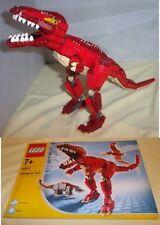LEGO DESIGNER PREHISTORIC CREATURES 4507 (2)(3)