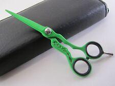 "Professional Hair Cutting Scissors Barber Shears Hairdressing Japan Steel 5.5"""