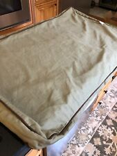 Orvis Large Dog Nest Cover Soft Microfiber New Olive