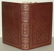 Marcel Proust - Swann's Way - Franklin Library Ltd Edition, 1982 Leather