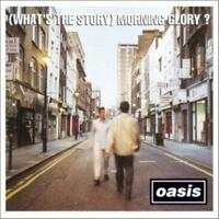 OASIS - WHAT'S THE STORY/MORNING NEW VINYL RECORD
