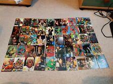 Trading Card Bundle, Judge Dredd & DC comics