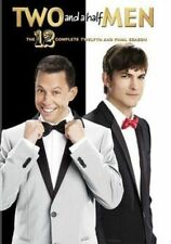Two and a Half Men - Complete Season 12 DVD 2-disc Reg 4 Ship
