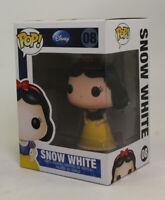 Funko POP! Disney - Vinyl Figure - SNOW WHITE #08 *NON-MINT BOX*
