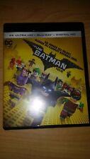 The LEGO Batman Movie 4K Ultra HD + 2D Blu-ray Der Kinofilm