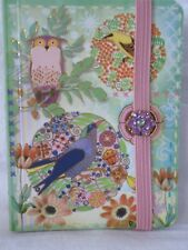 Brand New PUNCH STUDIO Brooch Pocket Journal BIRDS OF A FEATHER