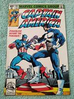 CAPTAIN AMERICA #241! NM! JC Penney Reprint! 1st Cap vs Punisher! Marvel 1993!