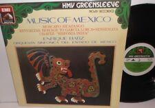 ESD 7146 Moncayo Revueltas Chavez Music Of Mexico Batiz