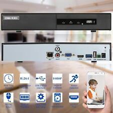 H.264 1080P 16CH NVR CCTV Network Video Recorder HDMI ONVIF IP Camera EU V6X6