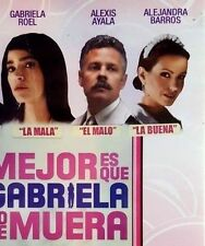 NEW ~ MEJOR Es Que GABRIELA No Se MUERA ~ DVD ~ UNRATED pot smoking Destiny LOVE