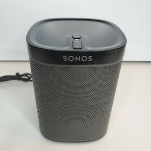 SONOS Play:1 One Black Wireless Speaker