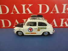 Die cast 1/43 Modellino Auto Seat 600 E Rally Tour Africa 1970 by Solido
