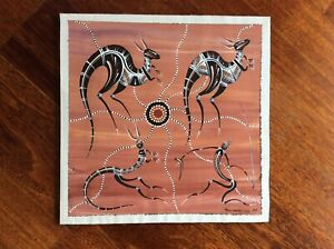 Aboriginal art by Brandon Porteous