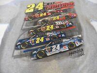 "Jeff Gordon - #24 - NASCAR - Racing - ""The Cars"" - Men's size Medium (L)"