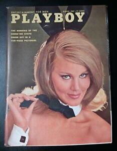 PLAYBOY March 1967 SHARON TATE Vampire Killers Pictorial - Enigmatic Fran Gerard
