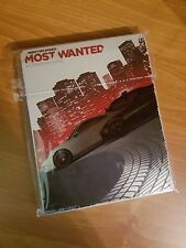NEW Steelbook Need for Speed Most Wanted G2 NFS Metal  steel case BOX Collectors