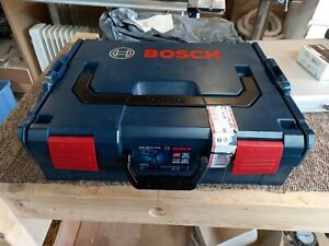 BOSCH GSR 18-2-LI PLUS PROFESSIONAL BATTERY DRILL IN CASE inc. BATTERY & CHARGER