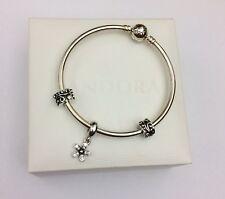 модный браслет с брелоками Pandora браслеты без модифицированных