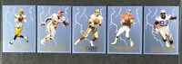 🔥🔥📈  1993 FLEER TEAM LEADER FULL SET FAVRE YOUNG ELWAY THOMAS KENNEDY RARE