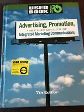 Advertising Promotion And Other Aspects Of Integrated Marketing. 7th Edition.