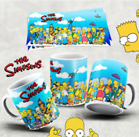 The Simpsons MUG (Characters) MUG 110Z  (7)