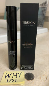 111 SKIN Celestial Black Diamond Contour Gel: Anti-aging Eyes/Lips 15mL $140