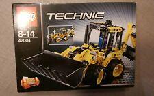 LEGO TECHNIC 42004 -tractopelle-chariot élévateur-neuf et scellée